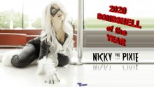 2020 Bombshell of the Year Nicky the Pixie