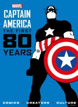 Captain America First 80 Years
