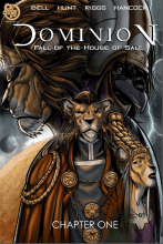 Dominion Fall of House of Saul Book 1