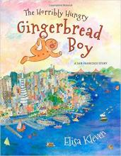 Kid's Book Elisa Kleven Gingerbread Boy