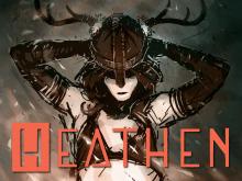 Heathen by Natasha Alterici -- Back it on Kickstarter!