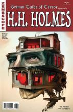 Grimm Tales of Terror Quarterly H.H. Holmes