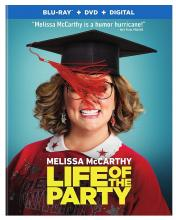 Life of the Party Blu-ray