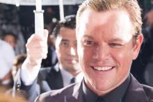 Matt Damon: Still Looking Slick at 46