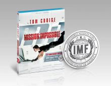 Mission Impossible 25th Anniversary Bluray