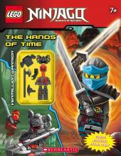 Ninjago Hands of Time LEGO activity book