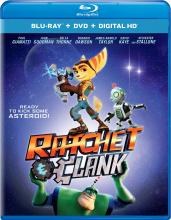 Ratchet and Clank on Blu-ray, DVD and Digital HD