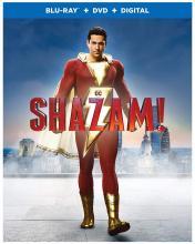 Shazam on Blu-ray