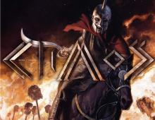 Sons of Chaos hardcover