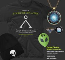 Stargate Atlantis / Comet