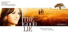 """""""The Good Lie"""" starts 10/03/14."""