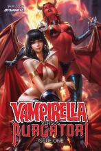 Vampirella vs Purgatori #1